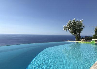 Pool und Meerblick Finca Valldemossa