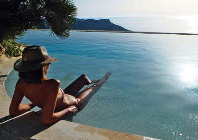 Relaxen am Pool mit Meerblick Finca Valldemossa